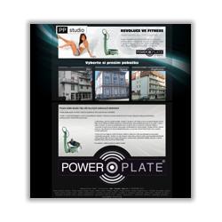 Power Plate Studio